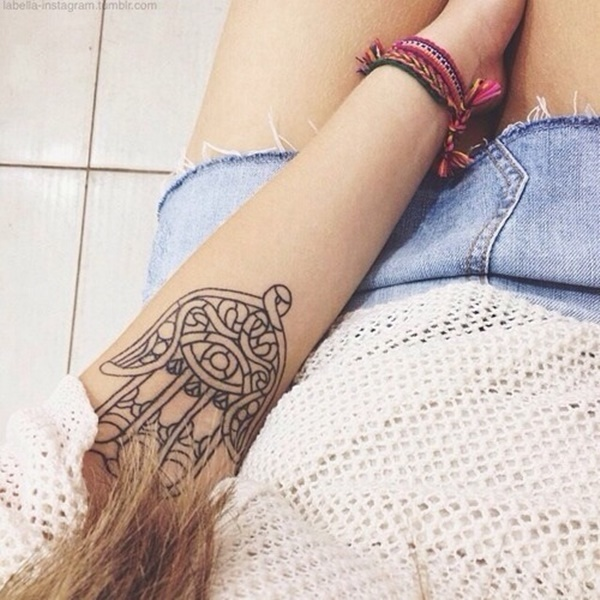 arm tattoo designs for girls (77)