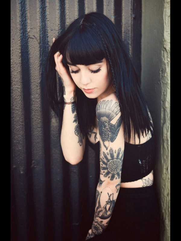 arm tattoo designs for girls (79)