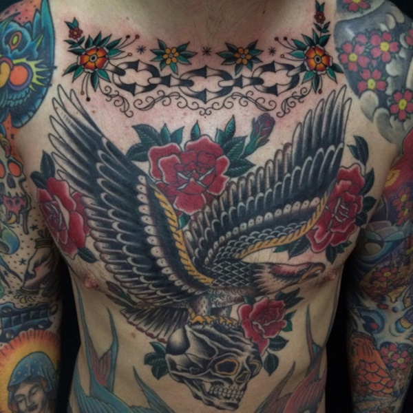 eagle tattoo designs (101)