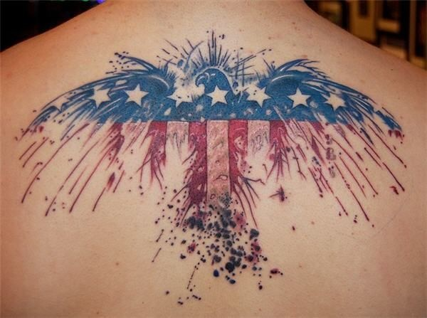 eagle tattoo designs (33)