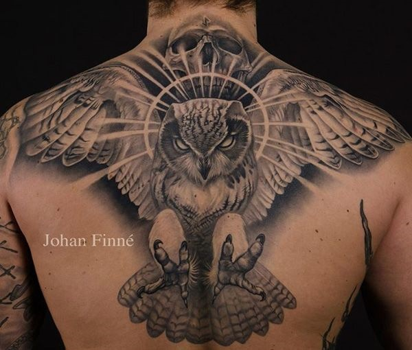 eagle tattoo designs (60)