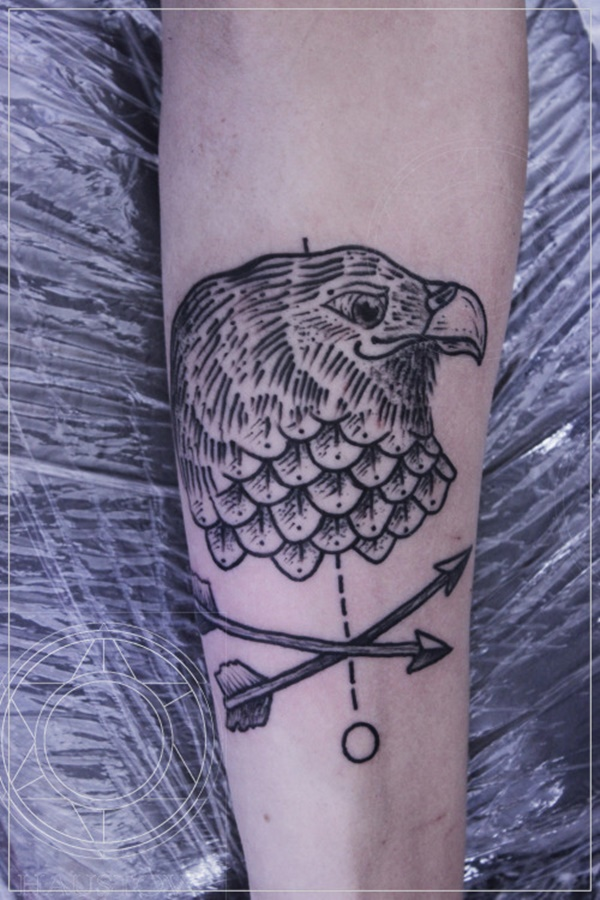 eagle tattoo designs (74)