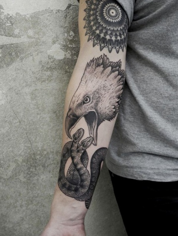eagle tattoo designs (82)