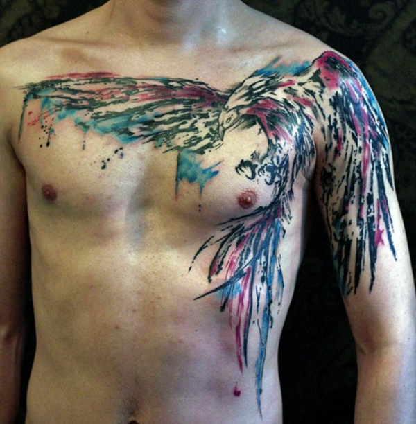 eagle tattoo designs (87)