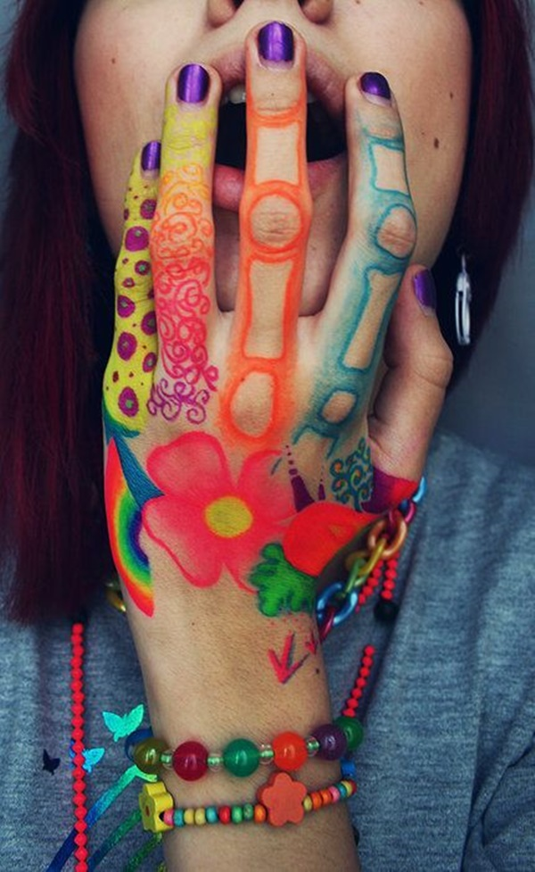 d8c08b15e74eb 100 Imaginative Finger Tattoo Designs For Boys and Girls