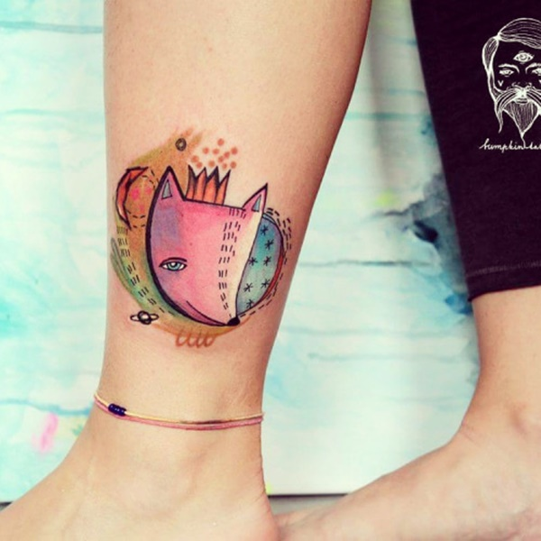 ankle tattoo designs (101)
