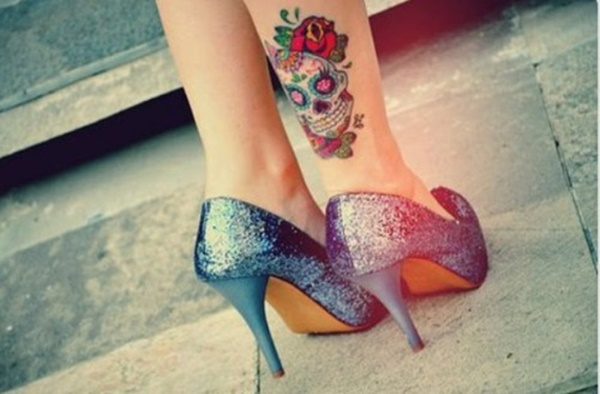 ankle tattoo designs (81)