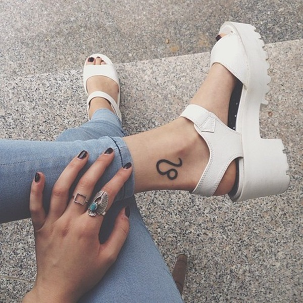 ankle tattoo designs (82)