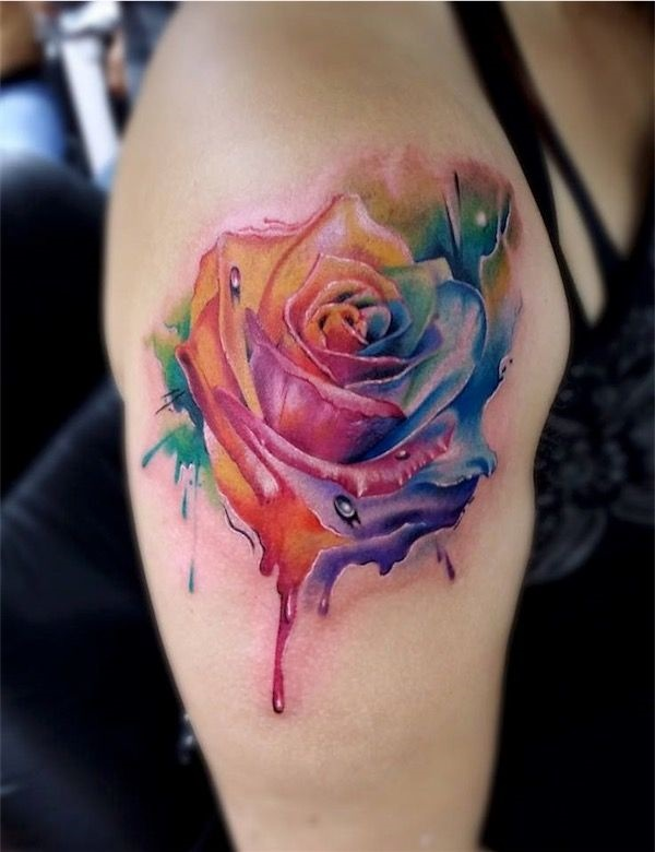 100 glowing color tattoo designs to ink