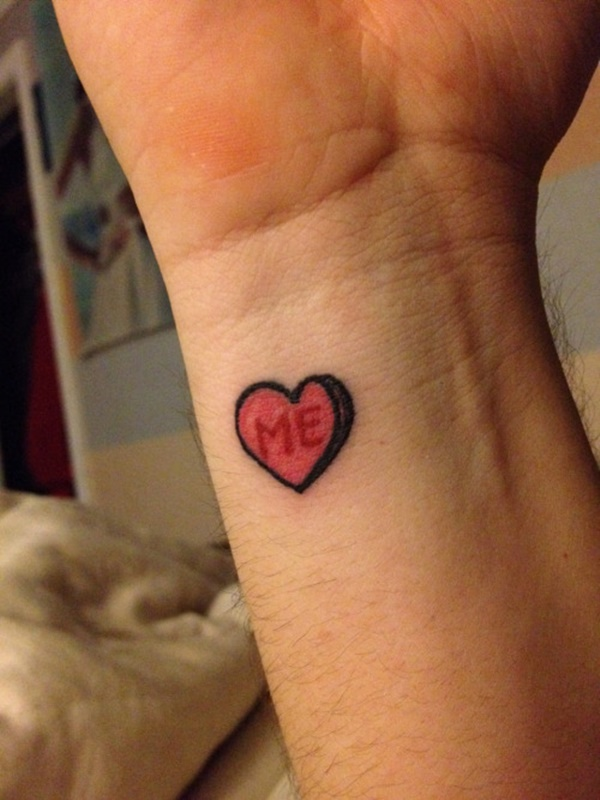 a40cb5d5f 100 Delightful Heart Tattoos Designs For Your Love