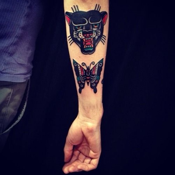 panther tattoo designs (11)