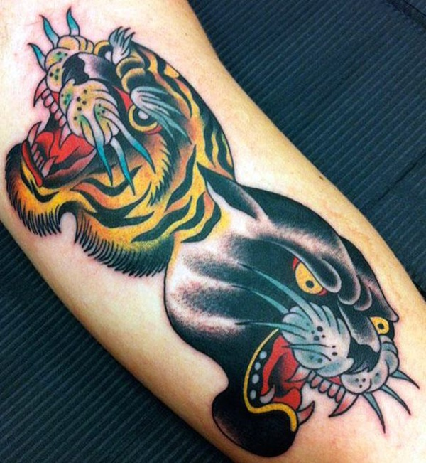 panther tattoo designs (5)