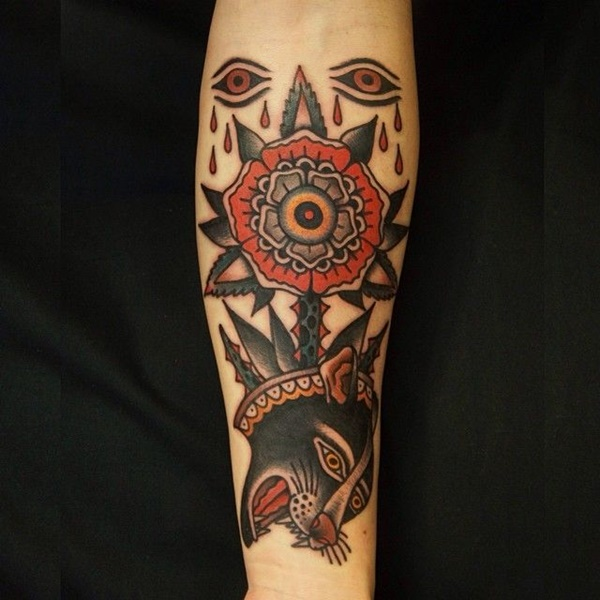 panther tattoo designs (57)