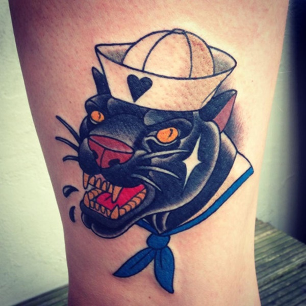 panther tattoo designs (81)