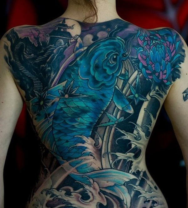 back tattoos for women (119)