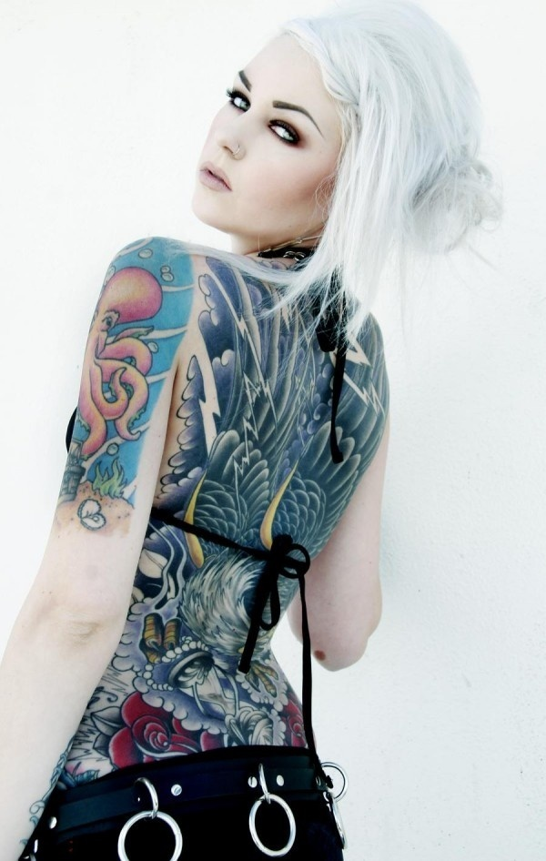 back tattoos for women (149)
