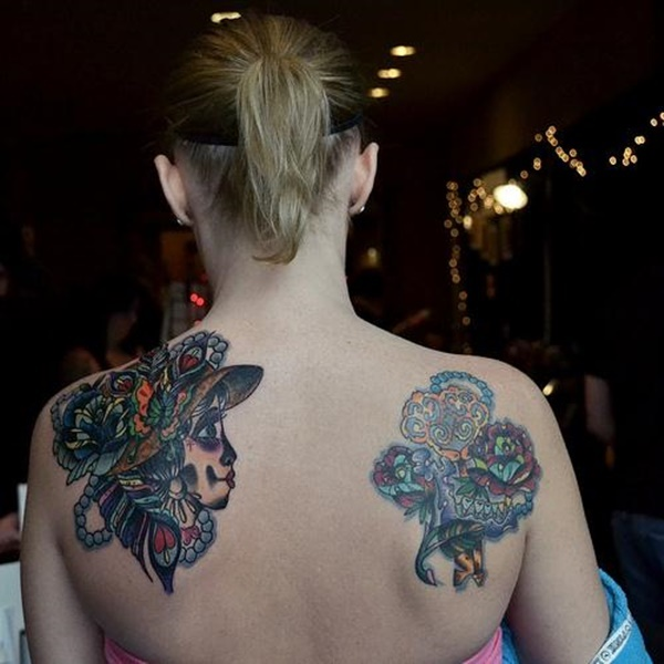back tattoos for women (179)