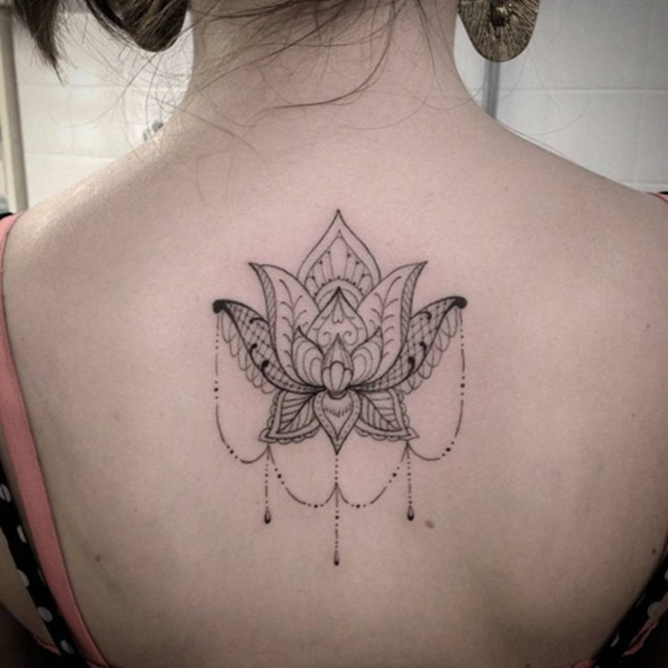 100 Tastefully Provocative Back Tattoos For Women