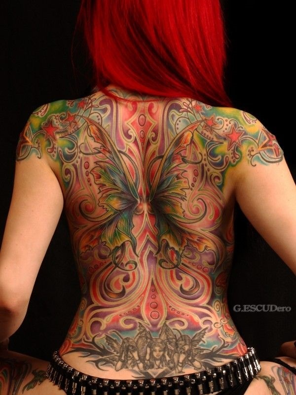 back tattoos for women (88)