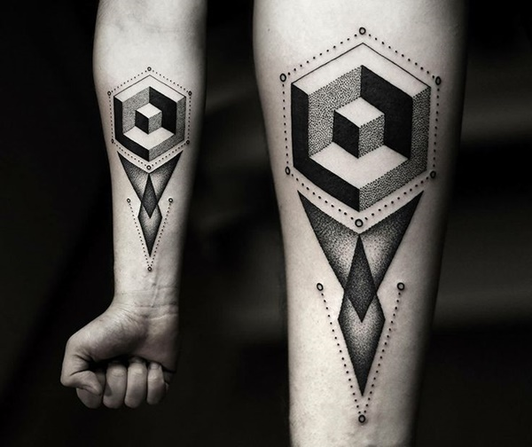 geometric tattoo designs (27)