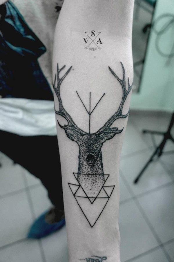 geometric tattoo designs (55)
