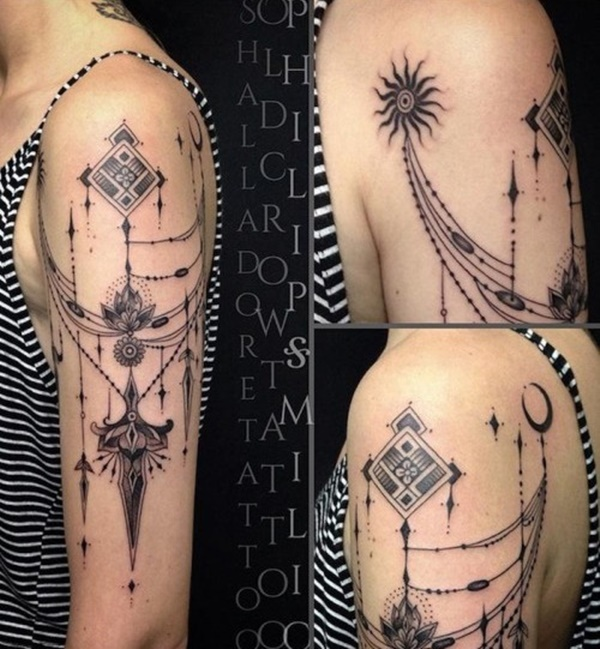 geometric tattoo designs (75)