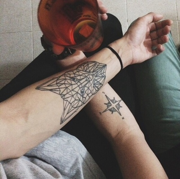 geometric tattoo designs (78)