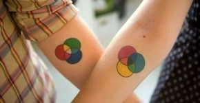 matching tattoo ideas