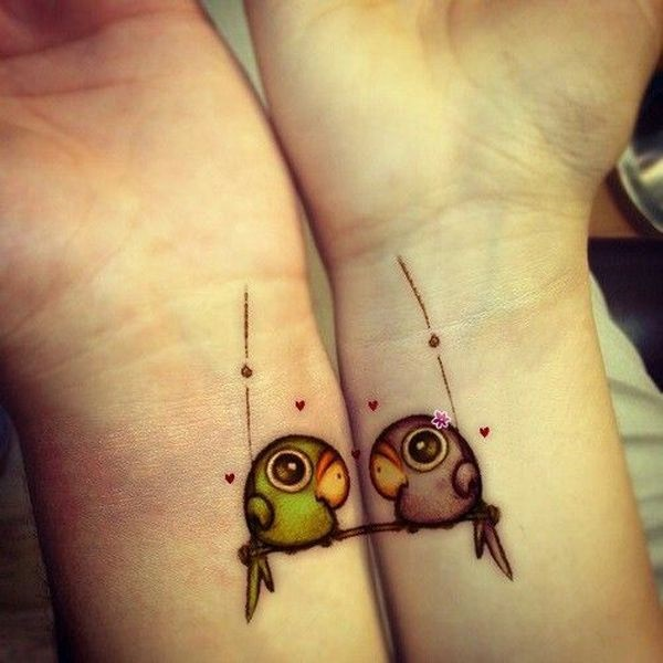 matching tattoo ideas (43)