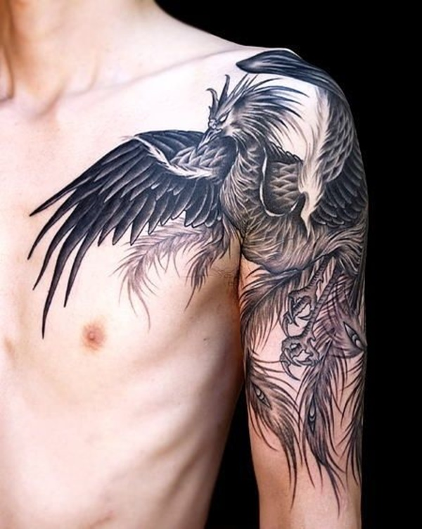 shoulder tattoo designs (37)