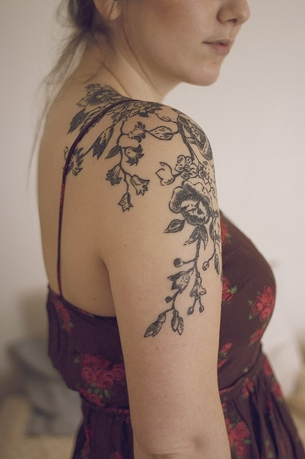 shoulder tattoo designs (47)