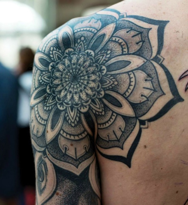 shoulder tattoo designs (61)