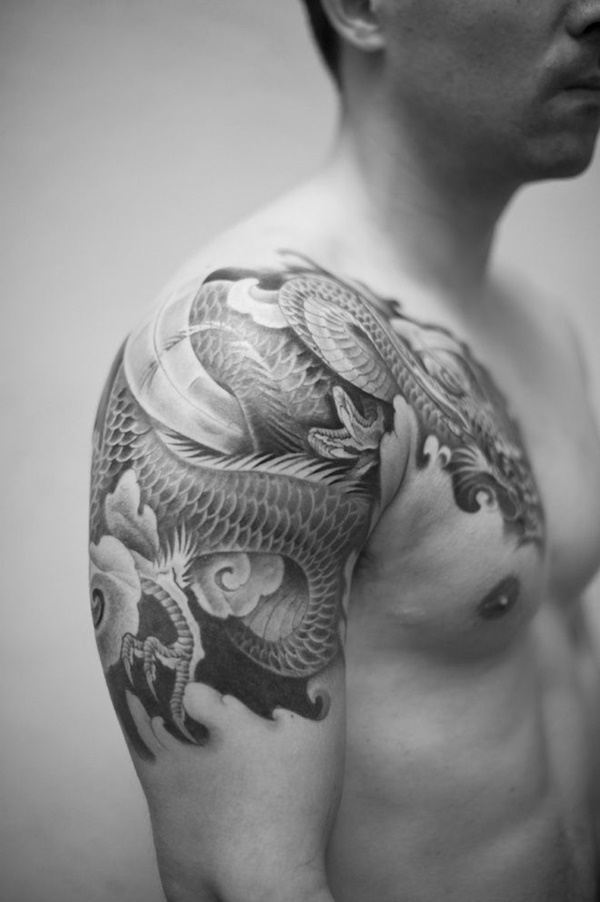 shoulder tattoo designs (7)