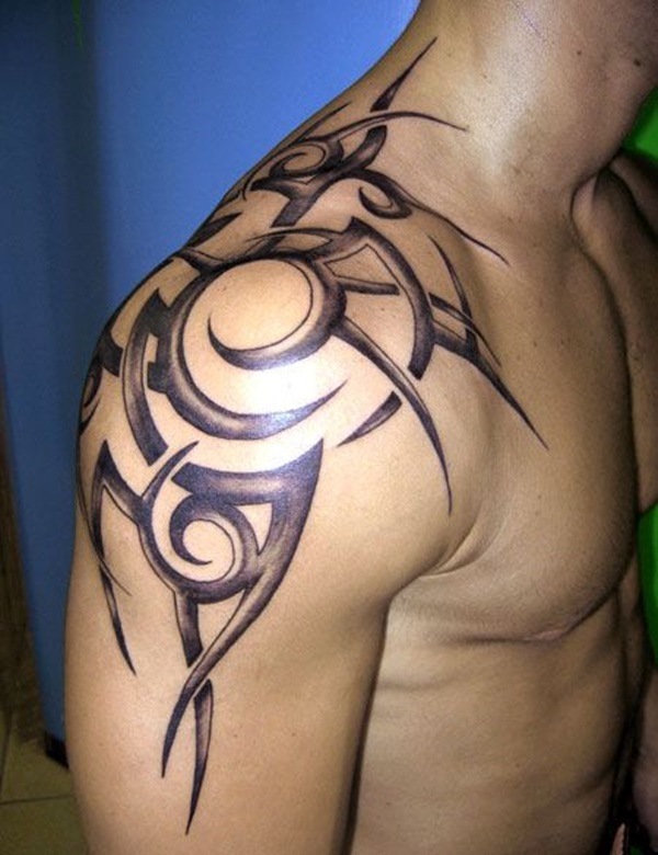 100 exceptional shoulder tattoo designs for men and women for Tattoos ideas for men