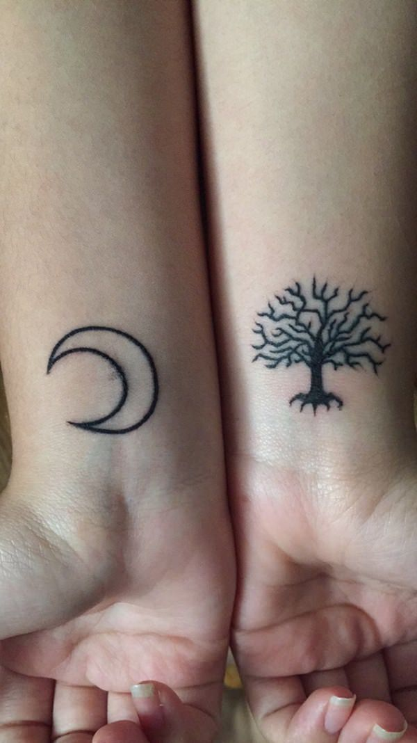 Small Tree Of Life: 45 Tree Tattoos That Will Grow Your Inspiration