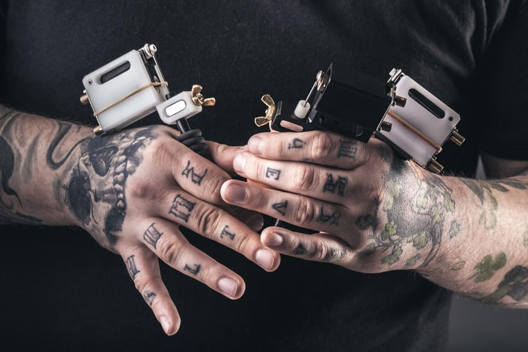 25 best tattoo shops artists in the world