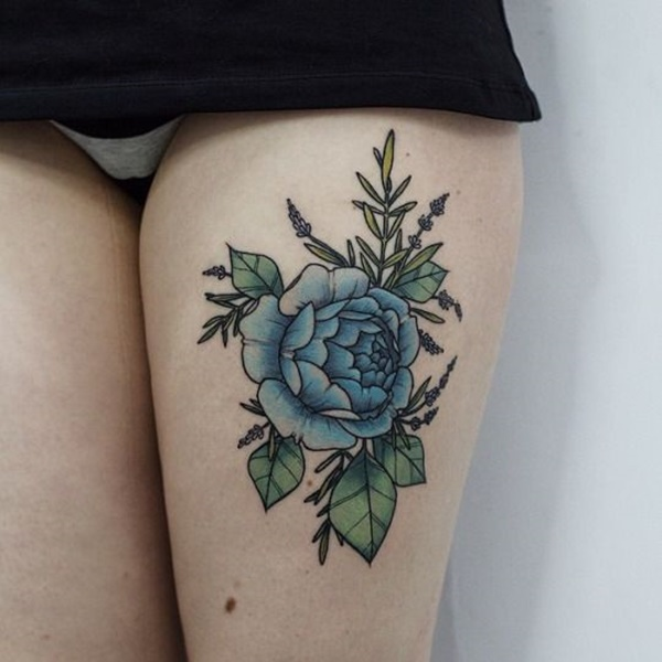 blue tattoo designs (13)