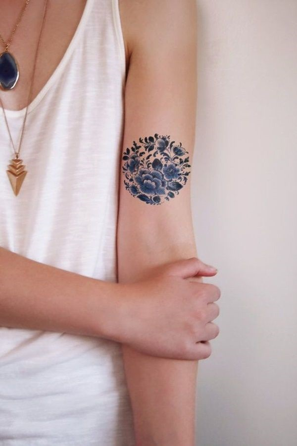 blue tattoo designs (18)