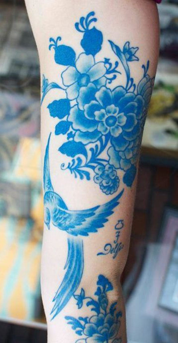 blue tattoo designs (34)