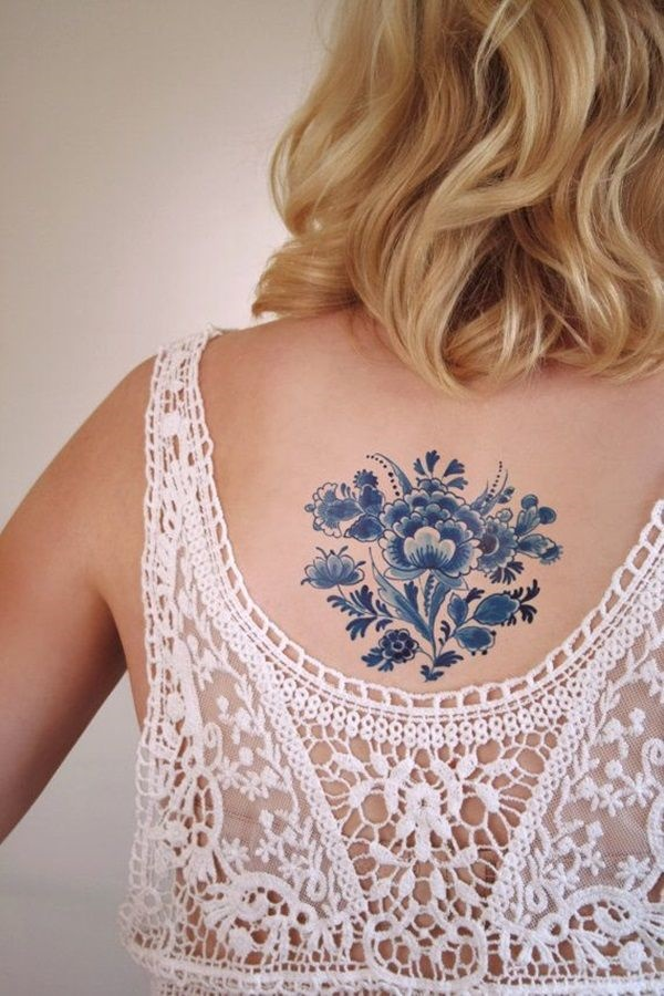 blue tattoo designs (5)