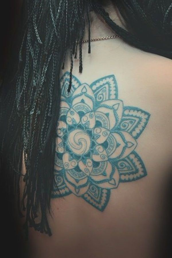 blue tattoo designs (7)