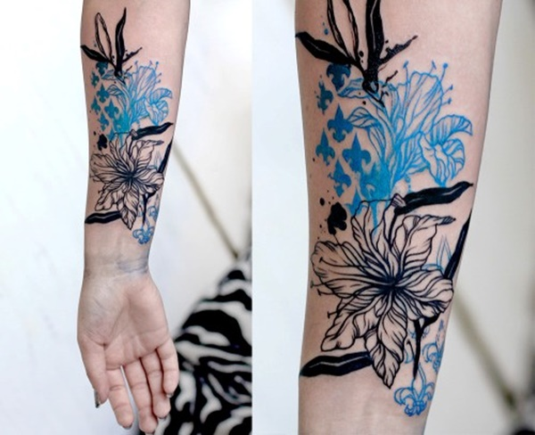 blue tattoo designs (85)