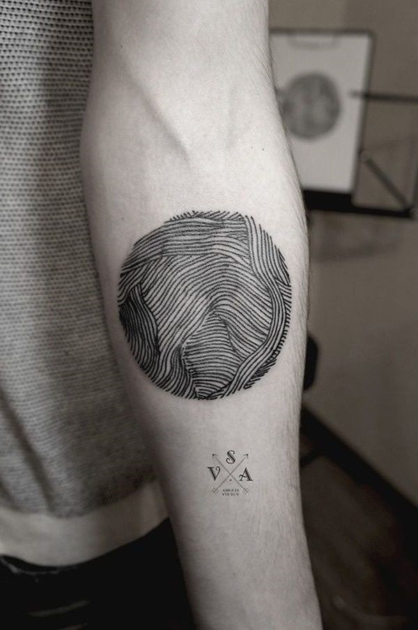 99 simple unisex tattoo designs utilizing linework for Minimal art tattoo