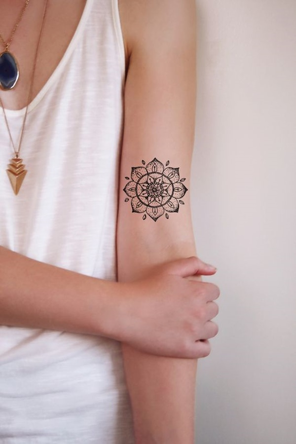 Mandala tattoo designs (101)