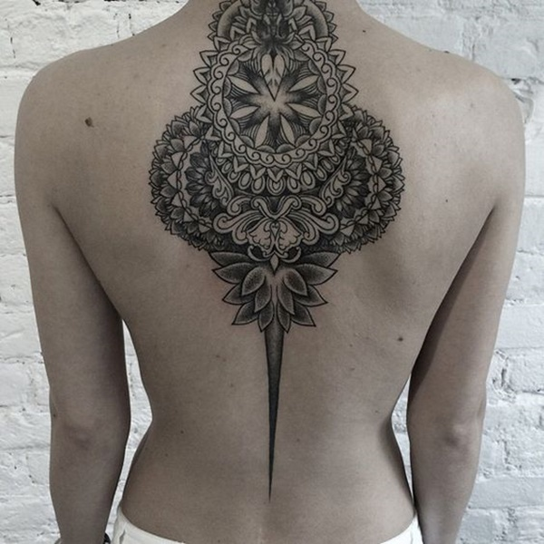 Mandala tattoo designs (27)
