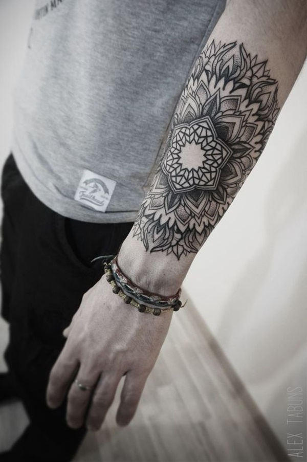 Mandala tattoo designs (29)