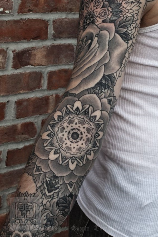 Mandala tattoo designs (31)