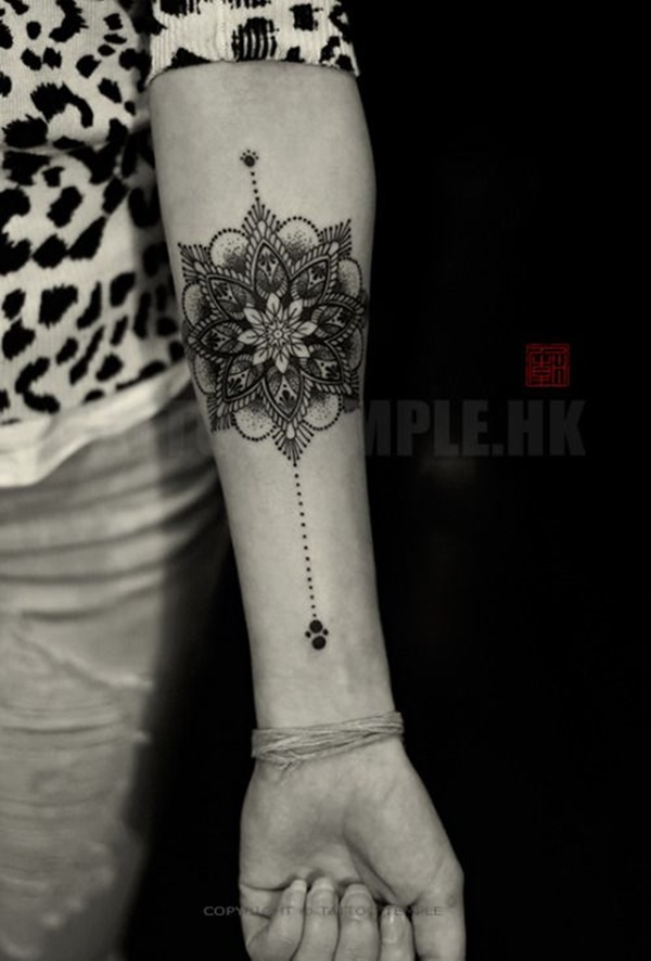 Mandala tattoo designs (49)
