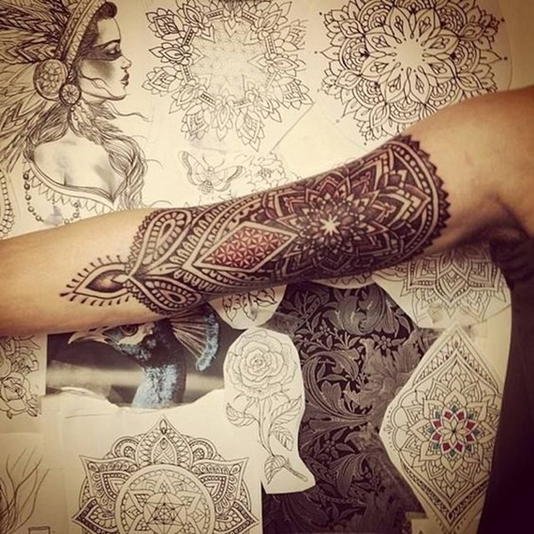 Mandala tattoo designs (53)