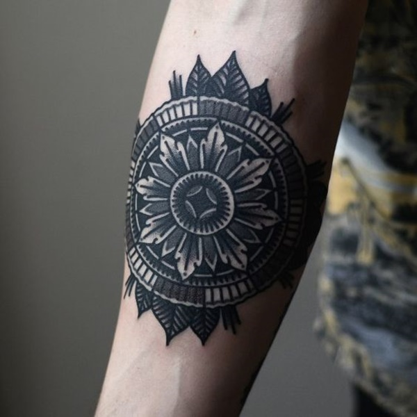 Mandala tattoo designs (55)